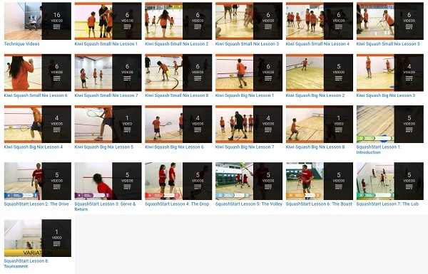 Club Support Coaching Videos - web