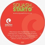 Coaching Resources SquashStart DVD - web