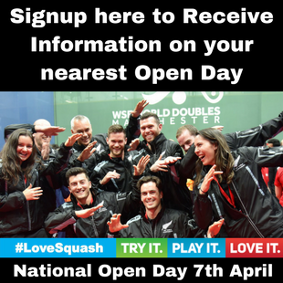 National Open Day - SNZ Website Side Banner Signup