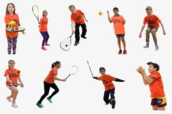 Ways to Play Kiwi Squash collage