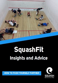 SquashFit Insights - web
