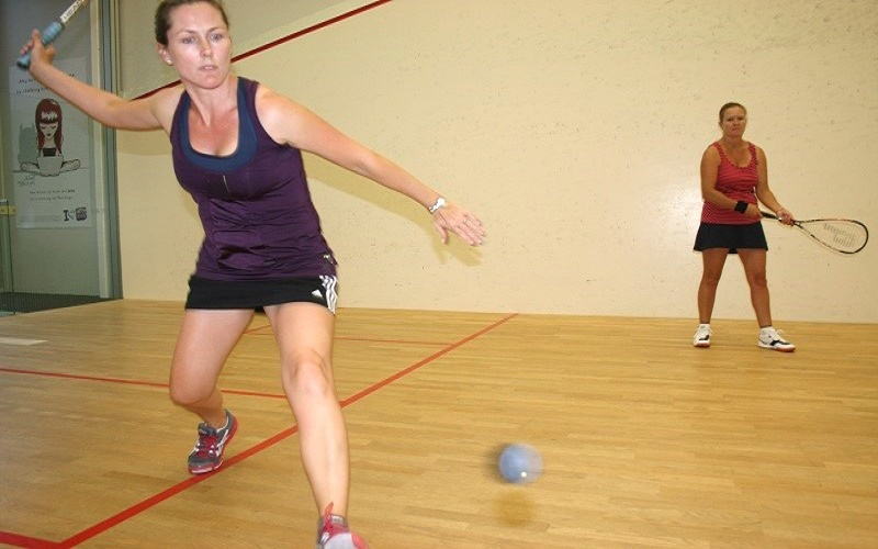 Ways to Play - Women's Squash
