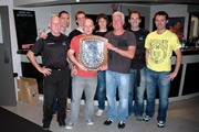 2011 Cousins Shield winners