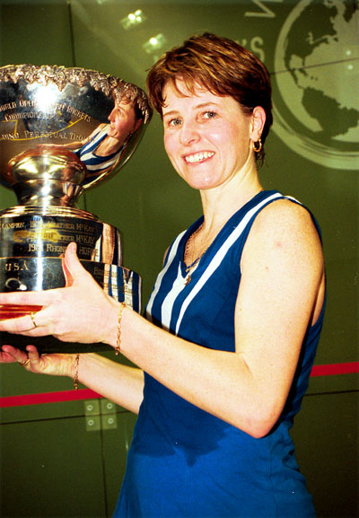 Carol Owens - world champ