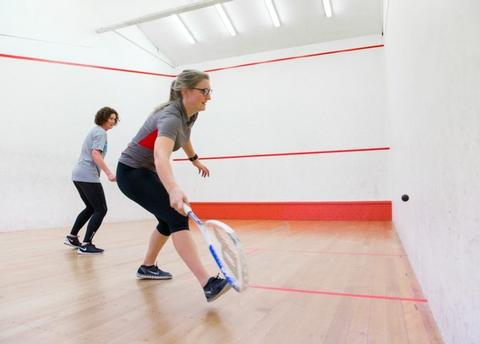 Benefits of Playing Squash